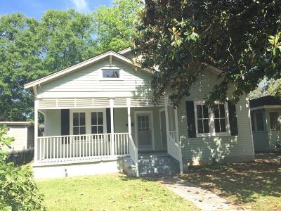 Opelousas Single Family Home For Sale: 530 S Court Street
