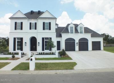 Single Family Home For Sale: 405 Winthorpe