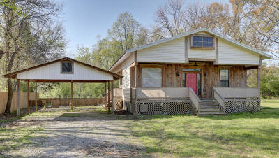 Lafayette  Single Family Home For Sale: 117 Soulanges Road