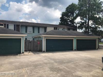Lafayette LA Single Family Home For Sale: $152,000