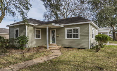 Crowley Single Family Home For Sale: 1025 S Ave F