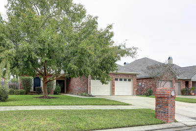 Lafayette Single Family Home For Sale: 509 Kings Cove Circle