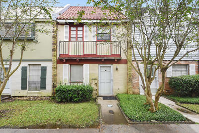 Lafayette  Single Family Home For Sale: 1312 Dulles #D