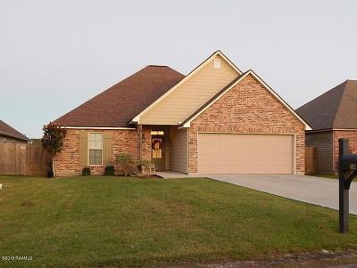 Rayne Single Family Home For Sale: 403 Southeastern Avenue