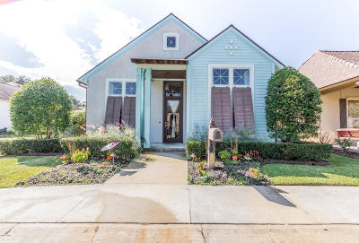 broussard Single Family Home For Sale: 112 Reidel Private Road