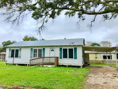 St. Martinville Single Family Home For Sale: 402 Rousseau Street