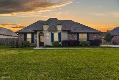 Carencro Single Family Home For Sale: 209 Ridge Run Lane
