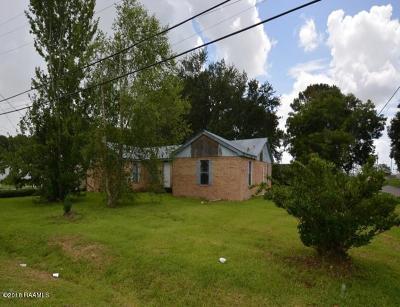 Vermilion Parish Single Family Home For Sale: 601 N Herpin Avenue