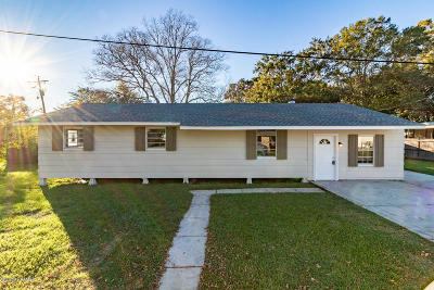 Vermilion Parish Single Family Home For Sale: 703 Ozite Street