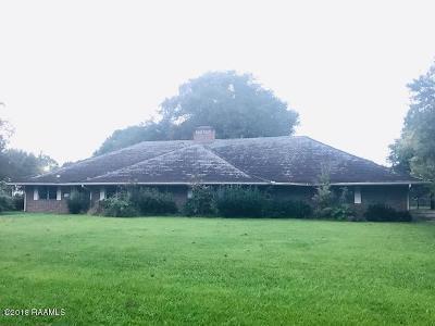 Eunice Single Family Home For Sale: 1600 Athabaska Street