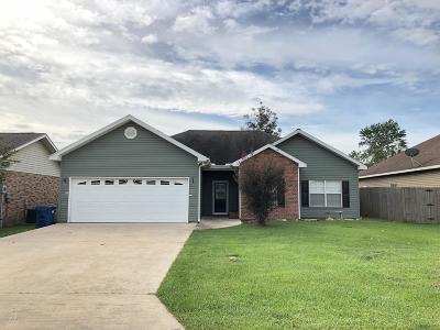 Scott Single Family Home For Sale: 132 Ocho Rios Lane
