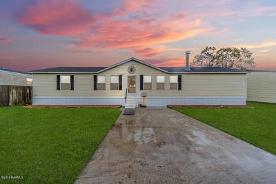 Youngsville Single Family Home For Sale: 107 Windrose Lane