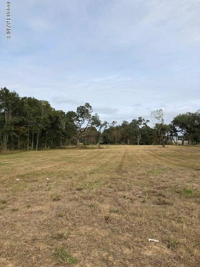 St Mary Parish Residential Lots & Land For Sale: 19196 W Hwy 182