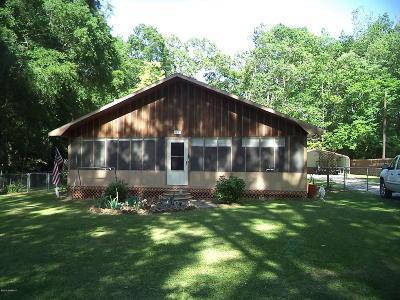 Ville Platte Single Family Home For Sale: 1201 Sand Trap Road