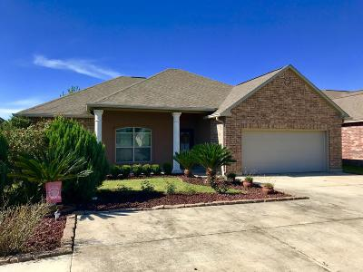 Carencro Single Family Home For Sale: 110 Vermont Drive