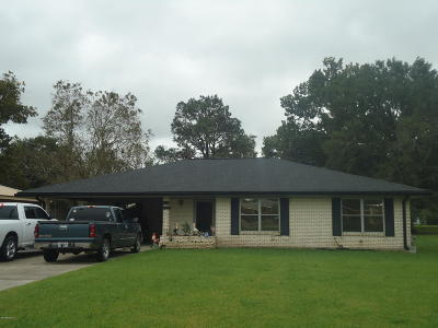 Franklin Single Family Home For Sale: 1805 Canal Dr