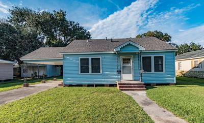 New Iberia Single Family Home For Sale: 1026 French Street