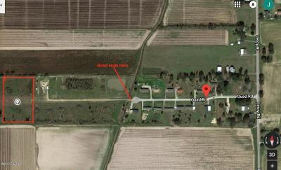 Vermilion Parish Farm For Sale: 00 Quad Road