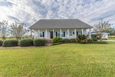 St. Martinville Single Family Home For Sale: 1010-E Laura Street