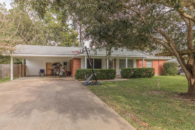 Lafayette Single Family Home For Sale: 205 Antigua Drive