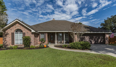 Lafayette Single Family Home For Sale: 112 Citadel Drive