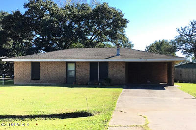 Arnaudville Single Family Home For Sale: 314 Magnolia Street