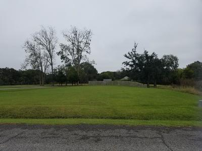 St Martin Parish Residential Lots & Land For Sale: 1048 Live Oak Circle