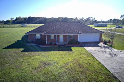 St. Martinville LA Single Family Home Sold: $212,000