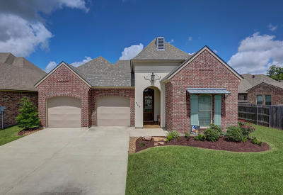 Youngsville Single Family Home For Sale: 209 Flora Springs Drive
