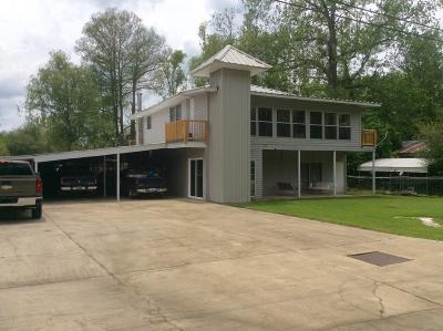 Breaux Bridge Single Family Home For Sale: 1040 Jean Lafitte Street