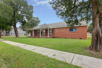 New Iberia Single Family Home For Sale: 512 Ashton Street