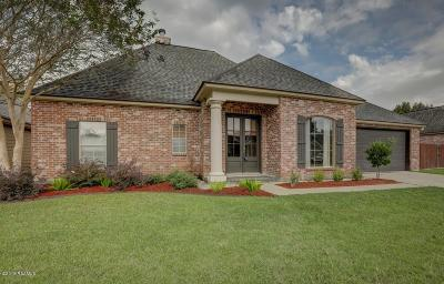 Youngsville Single Family Home For Sale: 220 Devon Way
