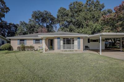 Eunice Single Family Home For Sale: 1350 Faris Avenue