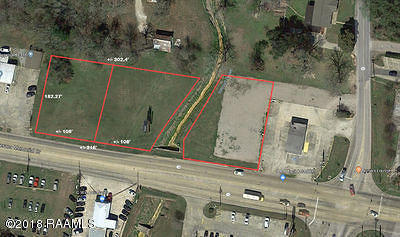 St Martinville, Breaux Bridge, Abbeville Residential Lots & Land For Sale: Tbd Veterans Memorial Drive