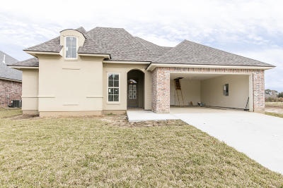 broussard Single Family Home For Sale: 617 Easy Rock Landing Drive