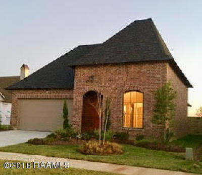 broussard Single Family Home For Sale: 218 Gentle Island Drive