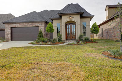 Broussard Single Family Home For Sale: 220 Gentle Island Drive