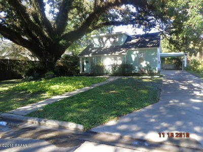 Abbeville Single Family Home For Sale: 410 Fifth Street