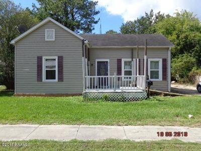 Franklin Single Family Home For Sale: 921 Anderson Street