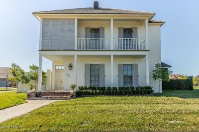 Lafayette LA Single Family Home For Sale: $635,000
