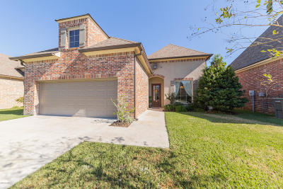 Broussard Single Family Home For Sale: 116 Fairwood Drive