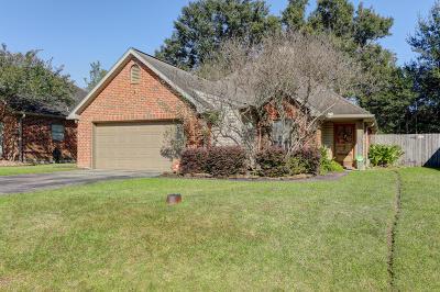 Lafayette LA Single Family Home For Sale: $186,900