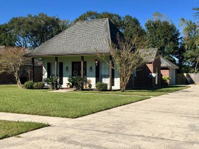 Maurice Single Family Home For Sale: 313 Village Park Drive