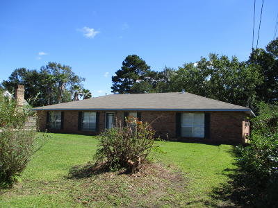 New Iberia Single Family Home For Sale: 704 Evergreen Drive