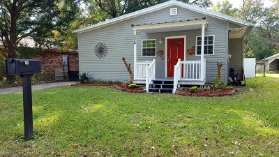 Single Family Home For Sale: 536 Dugas Street