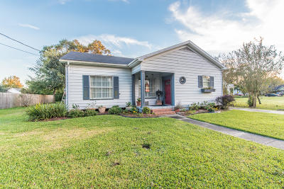 Crowley Single Family Home For Sale: 820 E 4th Street