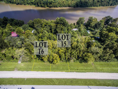 St Martin Parish Residential Lots & Land For Sale: Atchafalaya River Hwy-Lot 15