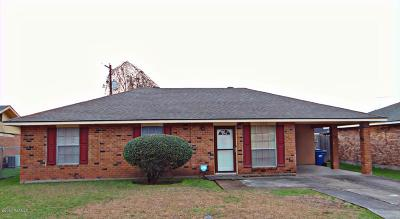 Lafayette Single Family Home For Sale: 120 S Manor Drive