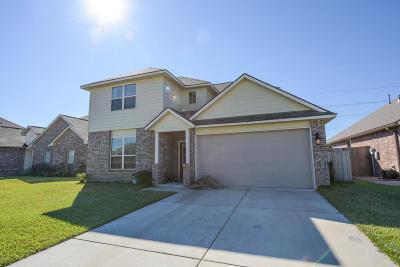 Rayne Single Family Home For Sale: 106 Golden Lake Drive