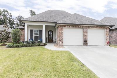 Lafayette Single Family Home For Sale: 130 Beauchamp Lane